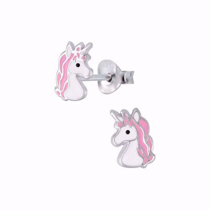 børne-ørestikker-øreringe-unicorn-enhjørning-11310