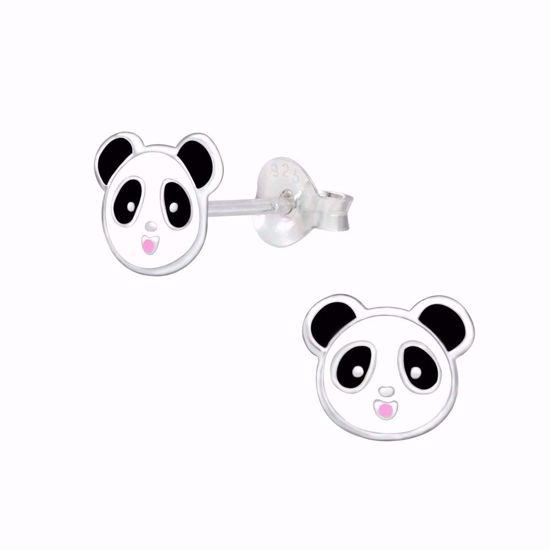 børne-ørestikker-øreringe-panda-11299