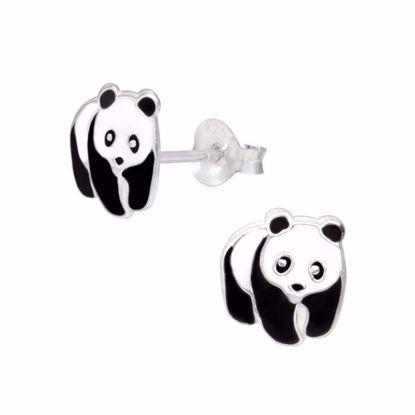 børne-ørestikker-øreringe-panda-11298