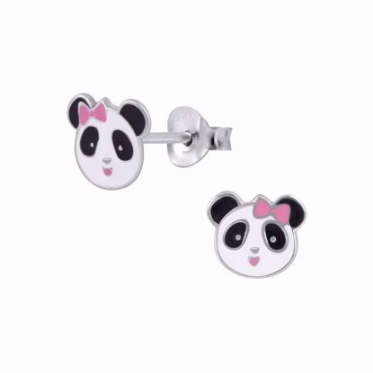 børne-ørestikker-øreringe-panda-11297