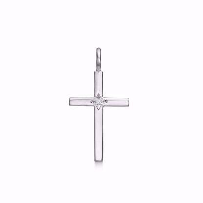 sølv-stav-kors-med-zirkonia-30014