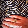 Livets træ guldring - Guld & Sølv Design