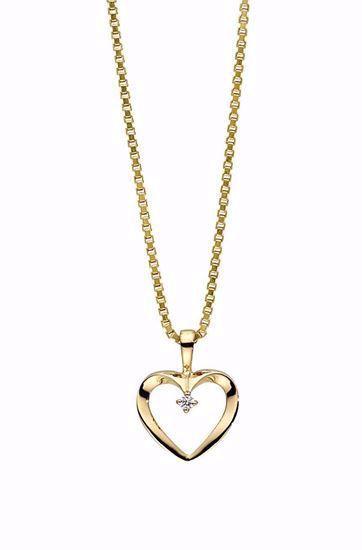 guld-hjerte-vedhæng-med-diamant-brillant-7371/14