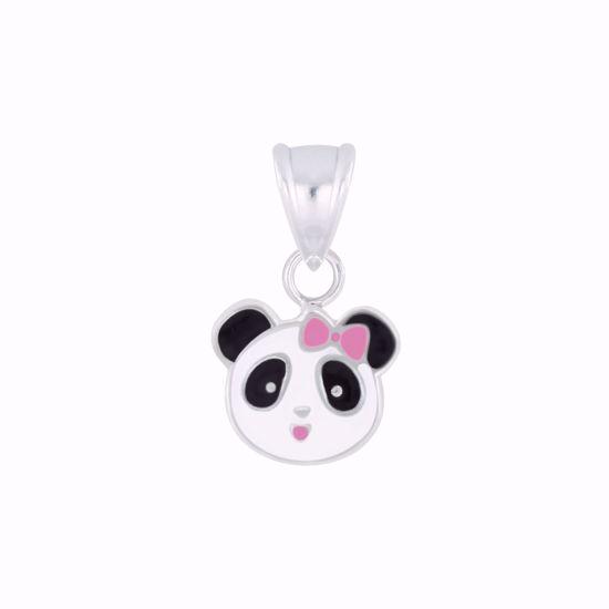 sølv-til-børn-børne-vedhæng-panda-med-kæde-38cm-30088