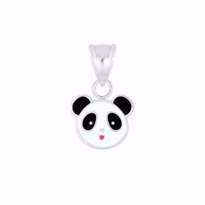 sølv-til-børn-børne-vedhæng-panda-med-kæde-38cm-30089