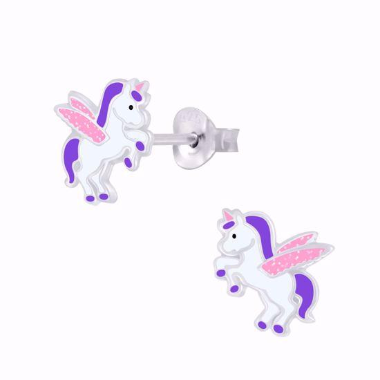 enhjørning-unicorn-ørstik-øreringe-til-børn-11318