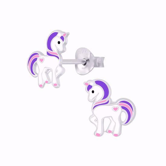 enhjørning-unicorn-ørestikker-øreringe-til-børn-11319