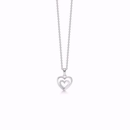 sølv-hjerte-vedhæng-med-sten-zirkonia-og-kæde-30093
