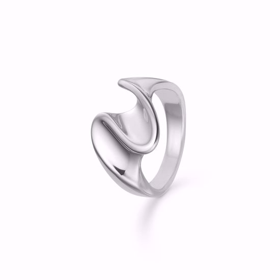 kraftig-sølv-ring-uden-sten-bølget-1938/2