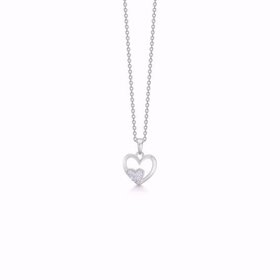 sølv-hjerte-med-sten-zirkonia-og-kæde-30094