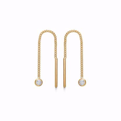 Guld-træk-i-gennem-disco-øreringe-med-zirkonia-sten-5523/08