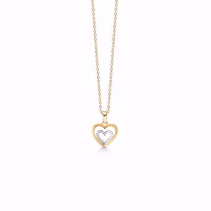 guld-hjerte-med-zirkonia-sten-og-kæde-7426/08
