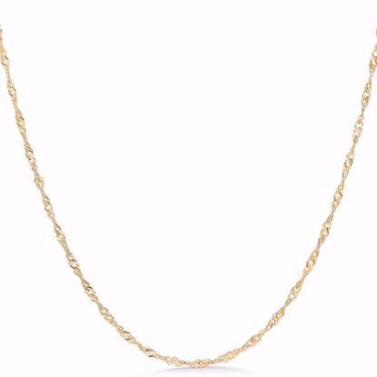 snoet-sølv-forgyldt-halskæde-singapore-8944/42/F