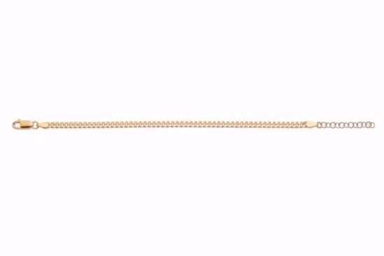 forgyldt-guld-smalt-panser-armbånd-8946/F