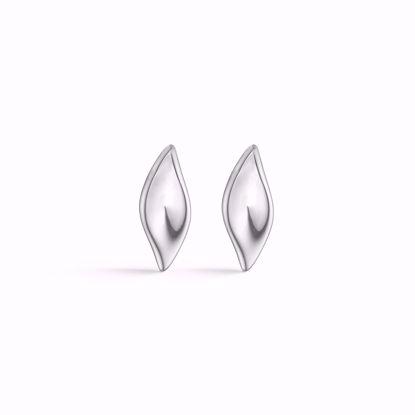 Øreringe i sølv 11324