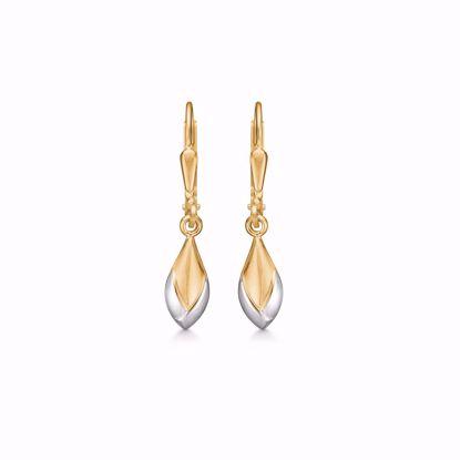 guld-dråbe-ørehængere-øreringe-5504