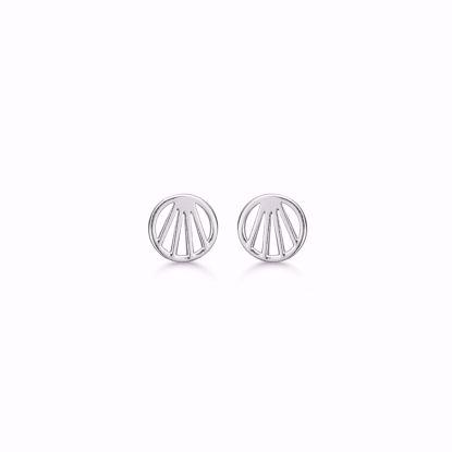 seville-sølv-øreringe-ørestikker-1950/1