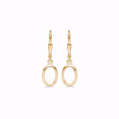 guld-ørehængere-oval-med-bøjle-5582/08
