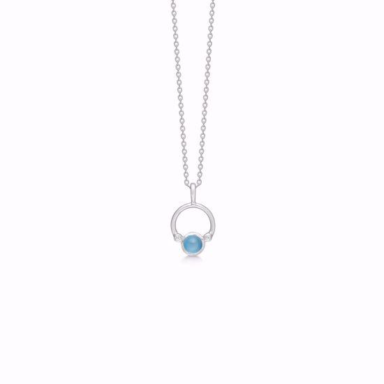 sølv-vedhæng-halskæde-med-blå-calcedon-1947/3
