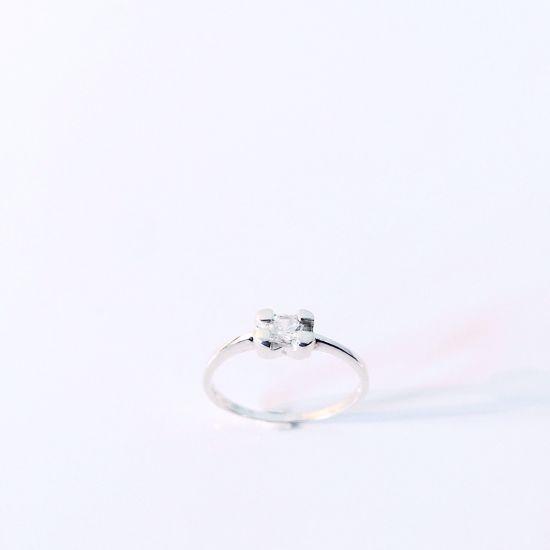 Billede af OUTLET Sølv ring 634/2