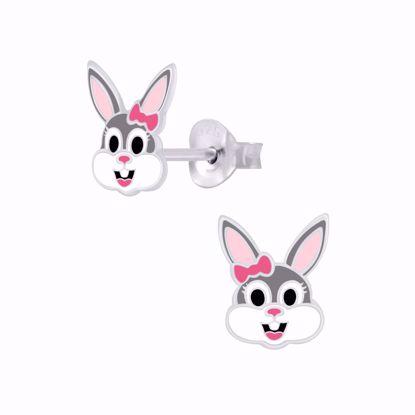 kanin-børne-øreringe-ørestikker-11339