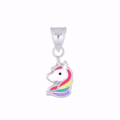 unicorn-enhjørning-halskæde-i-sølv-30097