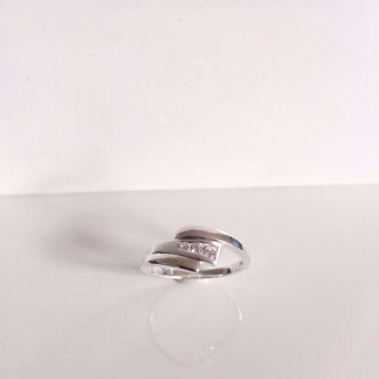 Billede af OUTLET Sølvring 1073/2