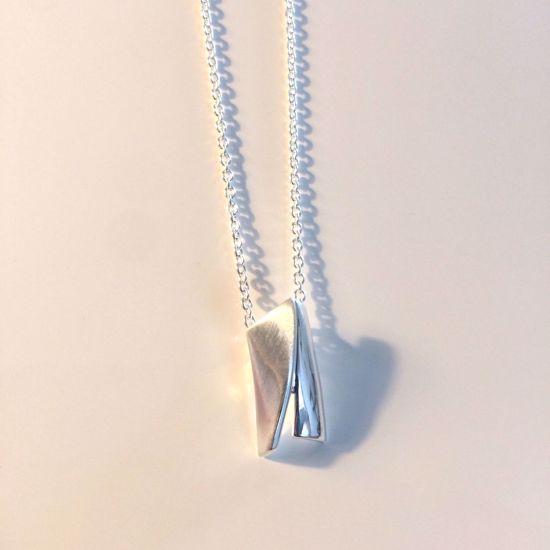 Billede af OUTLET Halskæde i sølv med vedhæng  1193/3