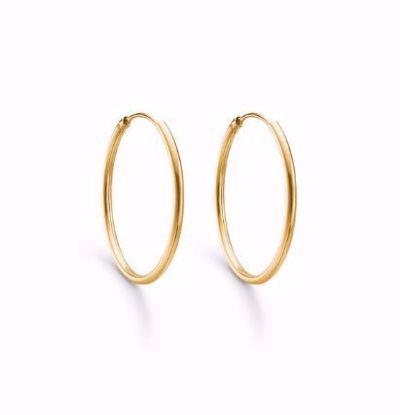 384215-guld-creol-hoops-øreringe