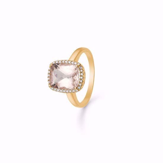 guld-ring-med-diamanter-og-fersken-farvet-sten-6397/14