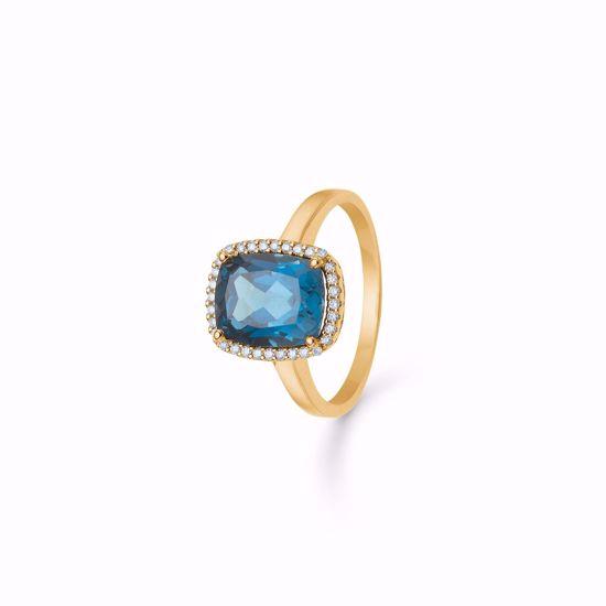 guld-ring-med-blå-topas-og-diamanter-6396/14