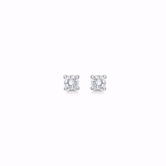 guld-diamant-ørestikker-5593/14hv