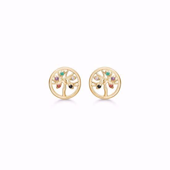livets-træ-ørestikker-øreringe-med-farvede-sten-5588/08