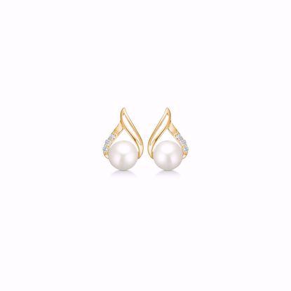 guld-ørestik-med-perle-og-diamanter-8360/5/08
