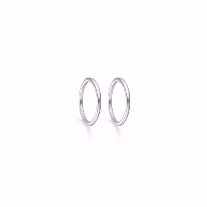 sølv-hoops-loops-creoler-øreringe-11190