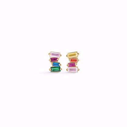seville-forgyldt-ørestik-med-multi-farvede-zirkonia-sten-11379/f