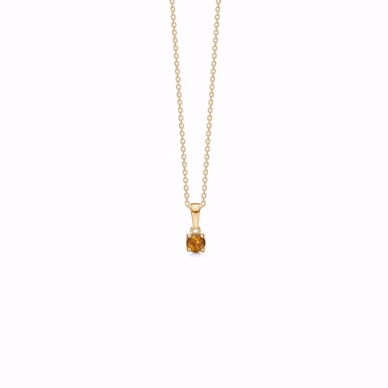 guld-vedhæng-halskæde-med-citrin-8368/7/08