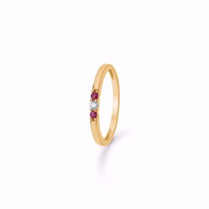 guld-alliance-ring-med-rubin-og-zirkonia-6399/08