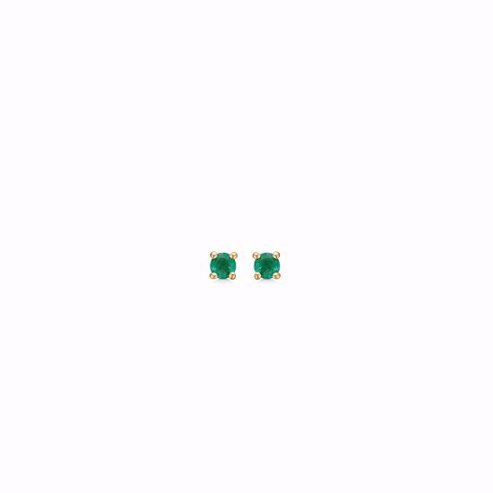 guld-øreringe-med-smaragd-8369/5/08