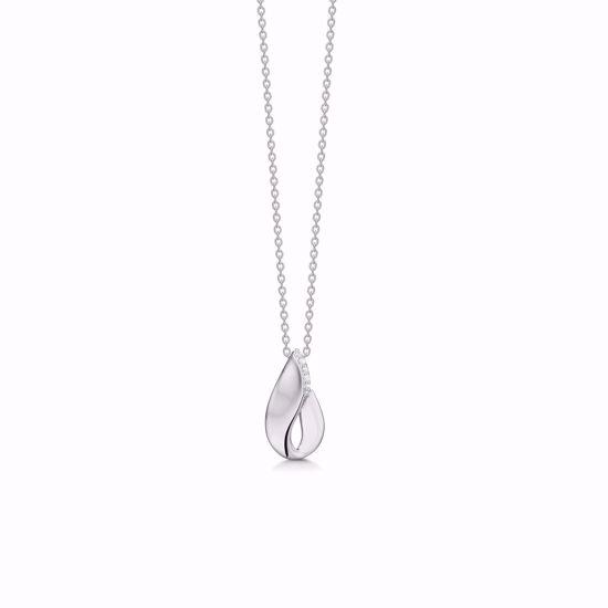 sølv-halskæde-med-zirkonia-sten-1962/3