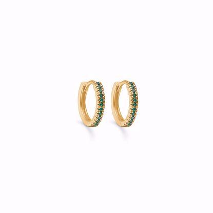 guld-hoops-creoler-med-grønne-sten-11386/f