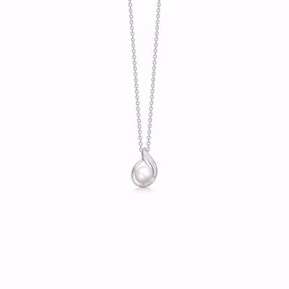 hvidguld-vedhæng-med-perle-og-diamanter-8380/7/08