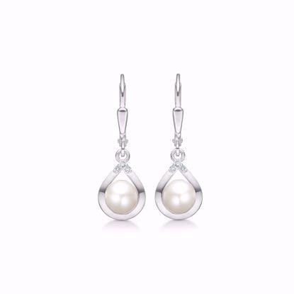 hvidguld-øreringe-med-perle-og-diamanter-8381/5/08
